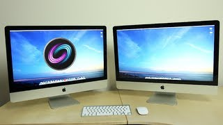 Apple Fusion Drive Test (27 iMac) 2012