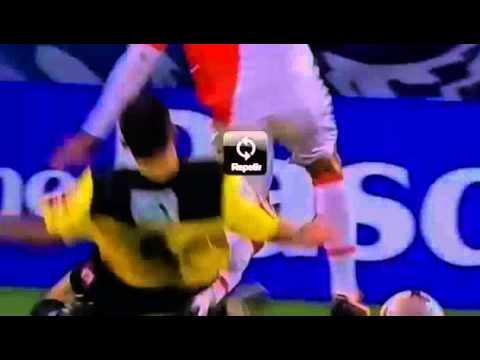 ☻ Falcao Garcia Lesion Ligamento Cruzado Anterior, NO VA AL MUNDIAL