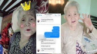 """Trót dại xem clip """"bà ngoại hờn dỗi"""" Đàm Vĩnh Hưng và sao Việt bất ngờ thành fan vì lỡ thần tượng bà"""