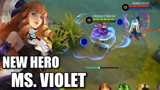 NEW HERO GUINEVERE MS VIOLET