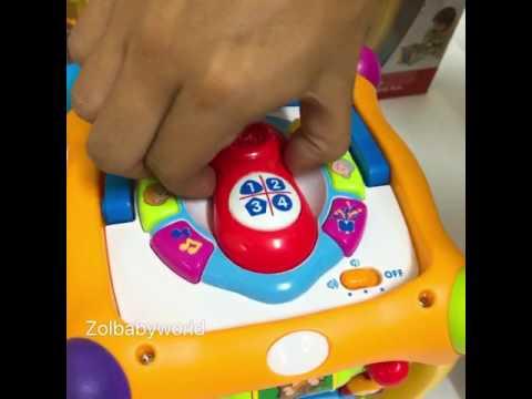 กล่องกิจกรรม Magic Cube Box จาก Huile Toys