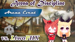 Arena of Discipline - vs. LtwoPHX (19.07.2016)