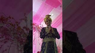 Mumukhsu Aakashbhai ni Viday Speech - Mane mari Mavtar na tyaag na Shapath