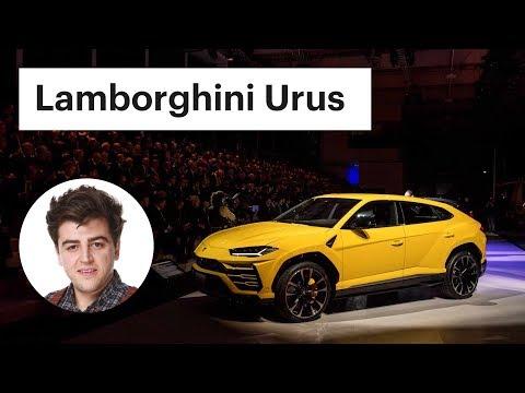 Ты что, бык? Самый первый обзор Lamborghini Urus