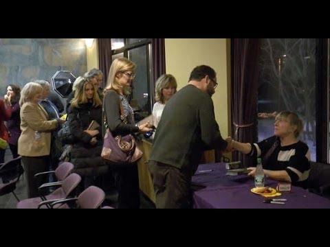 Nobel Peace Prize Winner Jody Williams Speaks at the Cinema Arts Centre