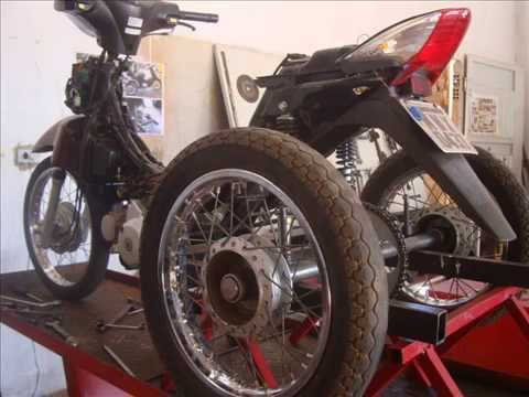 Triciclo Biz 125 ( 1 )