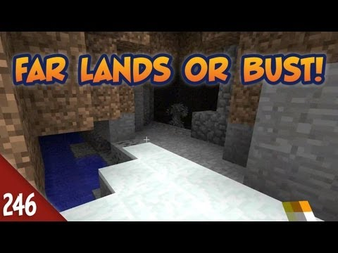 Minecraft Far Lands or Bust - #246 - Scented Starfish