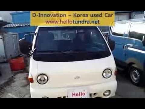 [hellotundra.net] Korea used car sales - Hyundai / Porter [H-100]