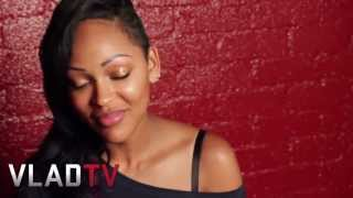 Meagan Good Talks BET Dress Drama & 50 Cent