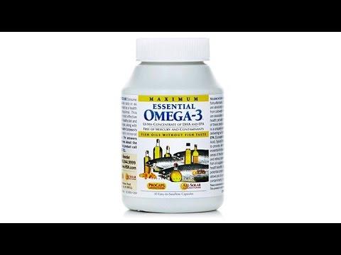 Maximum Essential Omega3  Orange  30 Capsules