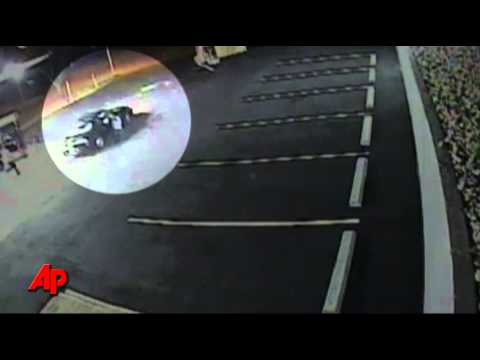 Raw Video: Couple Battles Carjacker to Save Baby