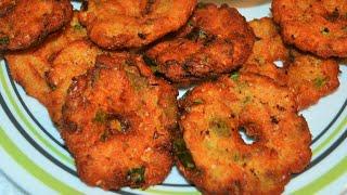 Mokkajonna Garelu (Corn Vada)