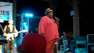 Dorothy Moore Misty Blue 2011 Sunflower River Blues Gospel Festival