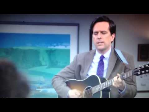 The Office - Andy's Goodbye