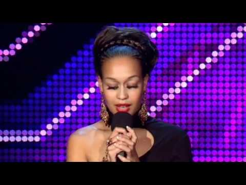 Rebecca Ferguson's X Factor bootcamp challenge (Full Version)
