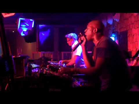 LTJ Bukem & MC Conrad @ Space Ibiza 8.17.10 - Old School Breaks set! [HD]