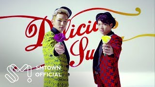 Toheart (WooHyun & Key) 'Delicious' Music Video