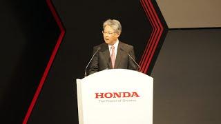 Honda Taiwan 前進2016 | 記者會