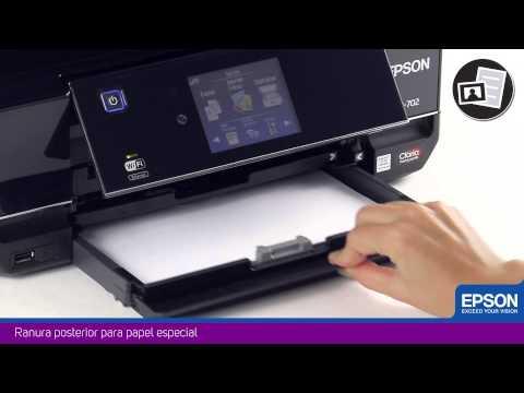 Impresora Multifuncional Epson Expression Premium XP-702