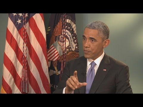 President Obama: I never expected a post-racial society