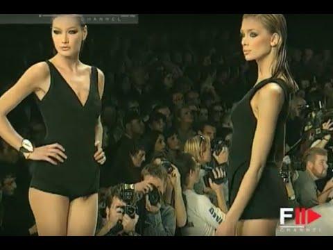 DONNA KARAN SS 1995 New York 5 of 5 pret a porter woman by Fashion Channel