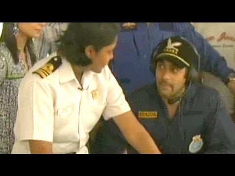 Best of Jai Jawan: Salman Khans day out with naval officers