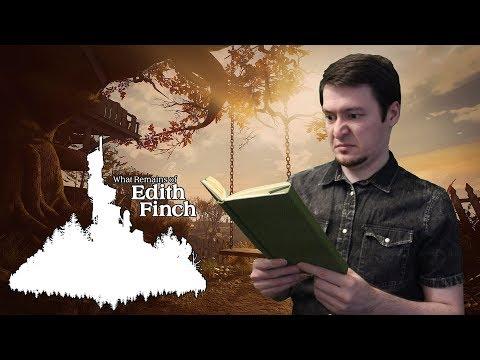 ПОЛУЧШЕ ВСЯКИХ ФИЛЬМОВ! Обзор What Remains of Edith Finch