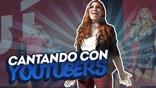 YOUTUBERS CANTAMOS EN EL BRANDCAST 2018 - Nath Campos