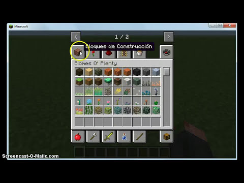 Como instalar Biomes O Plenty Tutorial Minecraft (1.5.2) + Links