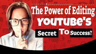 THE SECRET TO IMPROVE YOUTUBE VIDEOS! | Power of Editing Check it out.