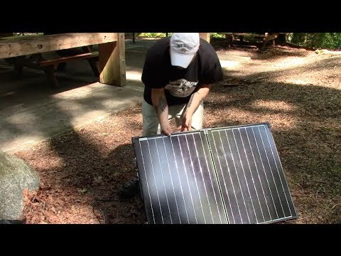 Introducing Solar Power Into My RV