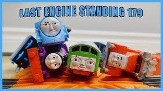 Demolition Derby Last Engine Standing 179: Thomas and Friends