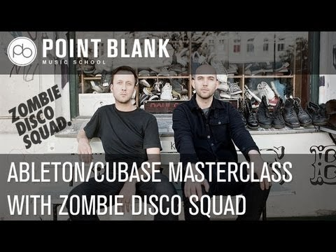 Music Production Masterclass w/ Zombie Disco Squad