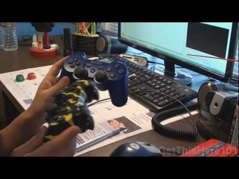 How To: Paint your PS3 controller #3 Reveal! (HD)