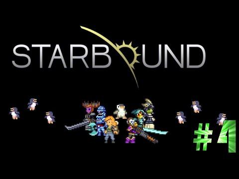 (16+)Starbound №4: Токсичная планета