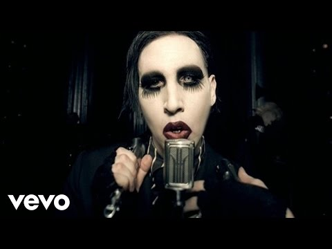 Marilyn Manson - Mobscene video