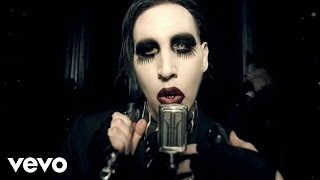 Watch Marilyn Manson MOBSCENE video