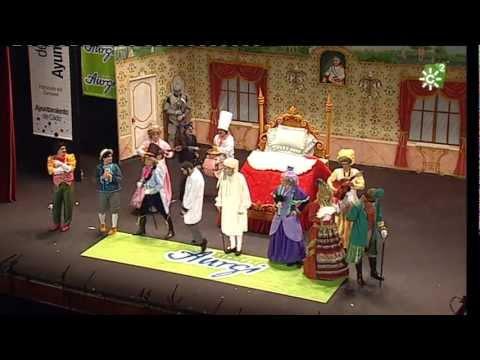 Chirigota - Los Herederos del Conde ... \ Actuación Completa en CUARTOS \ Carnaval 2012