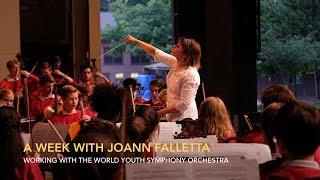 A week with JoAnn Falletta - Interlochen Center for the Arts