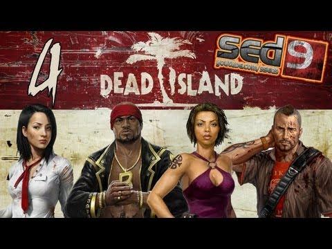 Let's Play Dead Island [co-op x4] #4 - Зачем нужны негры