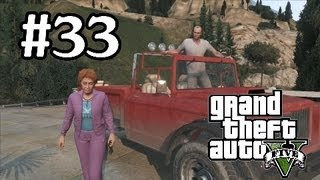 "Grand Theft Auto 5 Walkthrough Part 33 - Floyds Relationship Problems - GTA V - ""GTA 5 Walkthrough"""