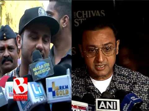 Gulshan Grover goes hip hop in Yo Yo Honey Singh's film   Bollywood Masala   Latest Bollywood News