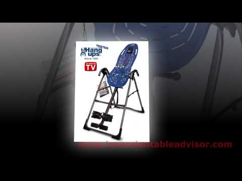 Top 5 Best Inversion Tables 2013