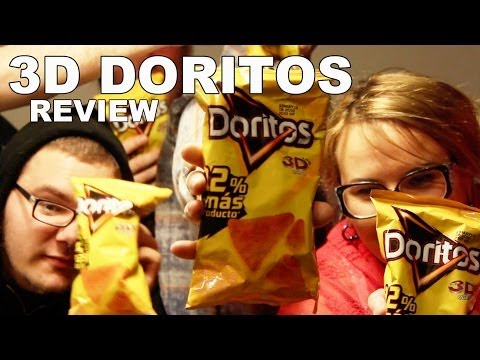 3D Doritos - Drunk Nostalgia (Episode 9)