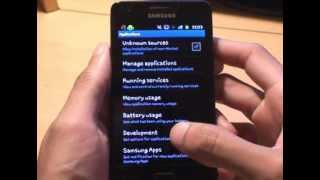 How to Install / Update / Upgrade Official Ice Cream Sandwich (ICS) on Galaxy S2 Android 4.0.3