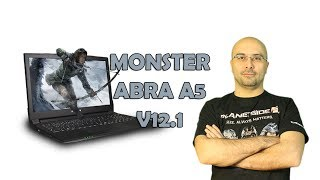 Monster Abra A5 v12.1 Laptop İncelemesi