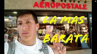 AEROPOSTALE  LA ROPA MAS BARATA EN NEW YORK CITY