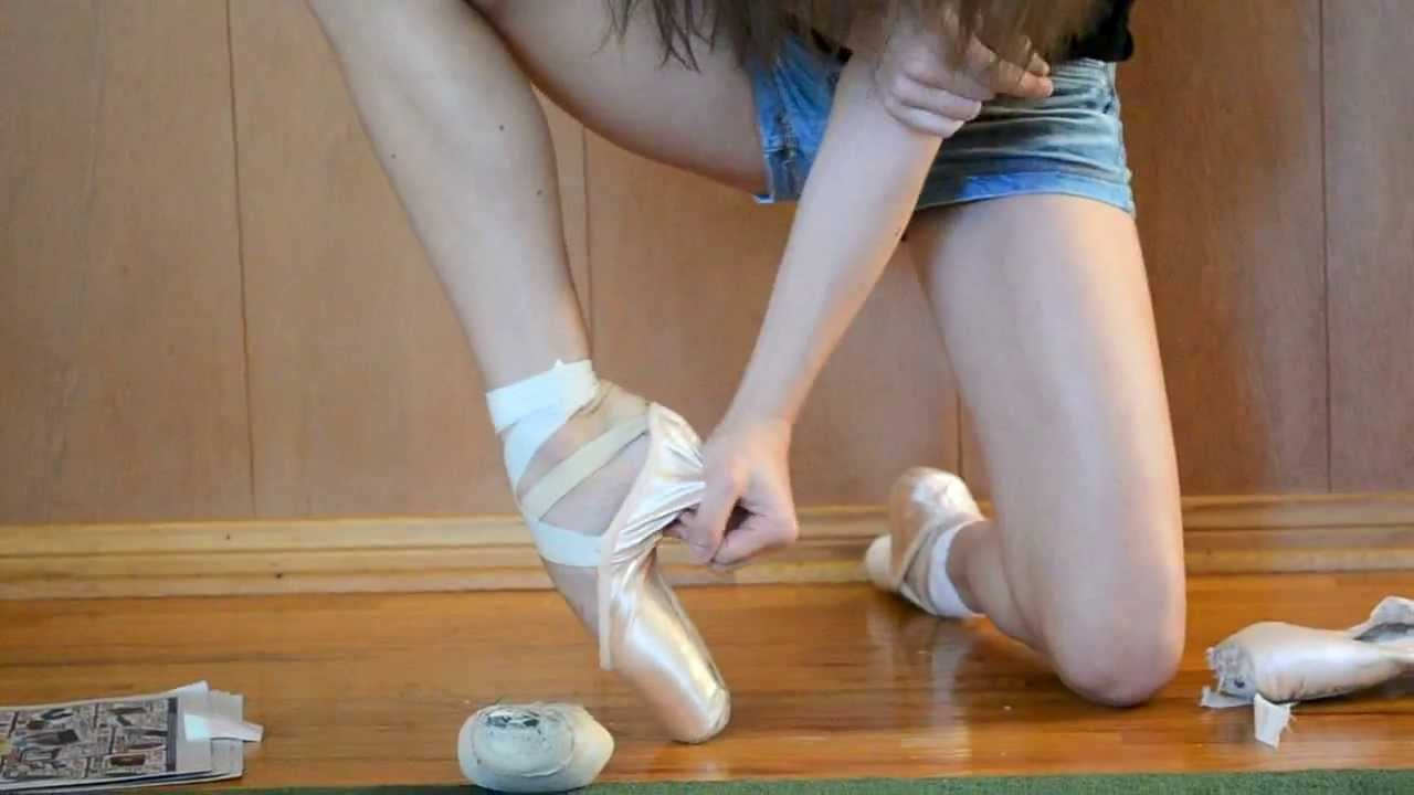 My new Suffolk Stellar Pointe shoes and tips for breaking ...