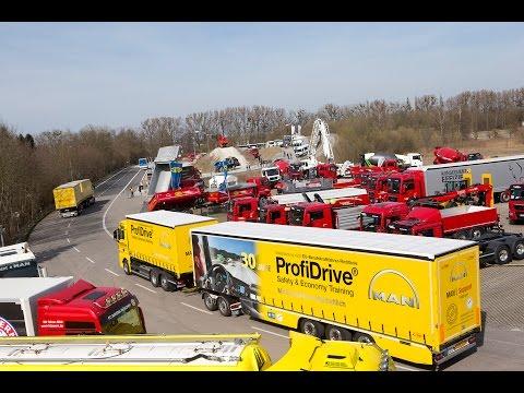 MAN Trucknology® Days 2014 en el MAN Truck Forum de Munich