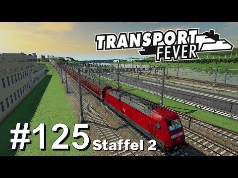 TRANSPORT FEVER S2/#125: Die letzten Meter der IC-Strecke [Let's Play][Gameplay][German][Deutsch]